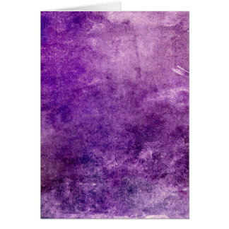 Abstract violet card