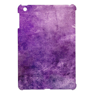 Abstract violet iPad mini cover