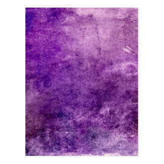 Abstract violet postcard
