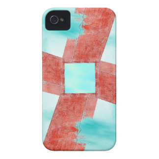 Abstract Wall and Sky Case-Mate iPhone 4 Cases