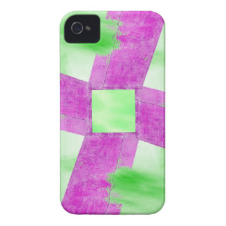 Abstract Wall and Sky iPhone 4 Case-Mate Case