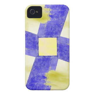 Abstract Wall and Sky iPhone 4 Cases