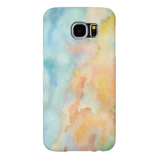 Abstract Water Colour Samsung Galaxy S6 Cases
