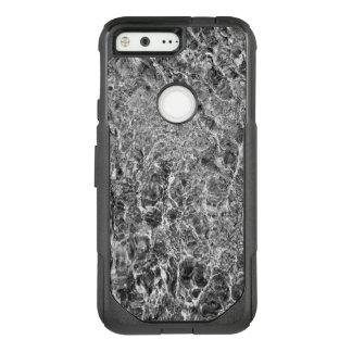 Abstract Water Photo, Faux Marble OtterBox Commuter Google Pixel Case