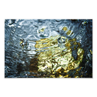 Abstract Water Photograph