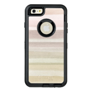 Abstract watercolor background OtterBox iPhone 6/6s plus case