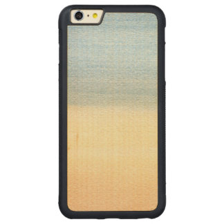 Abstract Watercolor Carved® Maple iPhone 6 Plus Bumper Case