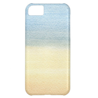Abstract Watercolor Cover For iPhone 5C
