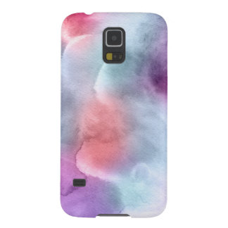 Abstract watercolor hand painted background 10 case for galaxy s5