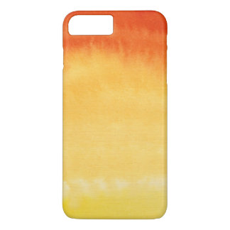 Abstract watercolor hand painted background. 2 iPhone 7 plus case