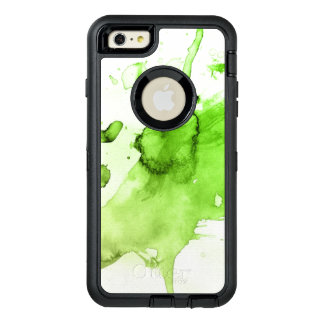 Abstract watercolor hand painted background 3 3 OtterBox iPhone 6/6s plus case