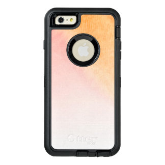 Abstract watercolor hand painted background 4 4 OtterBox iPhone 6/6s plus case