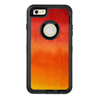 Abstract watercolor hand painted background 5 2 OtterBox iPhone 6/6s plus case