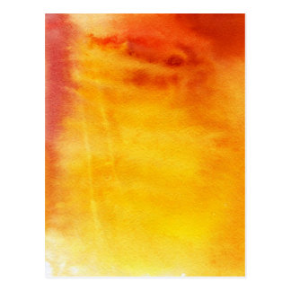 Abstract watercolor hand painted background 6 postcard