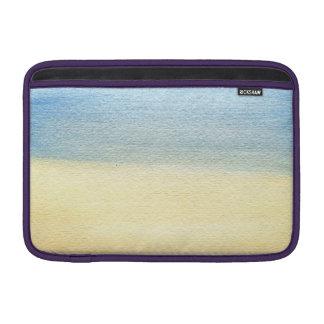 Abstract Watercolor MacBook Sleeve