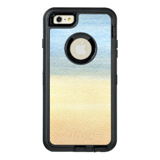 Abstract Watercolor OtterBox iPhone 6/6s Plus Case