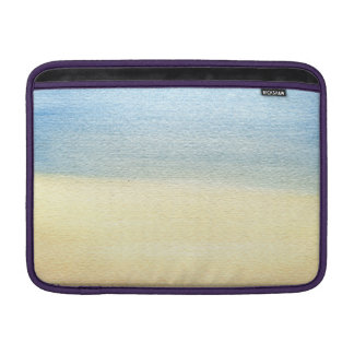 Abstract Watercolor Sleeve For MacBook Air
