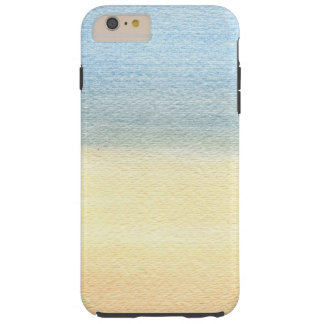 Abstract Watercolor Tough iPhone 6 Plus Case