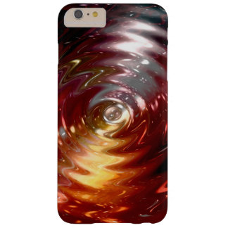 Abstract Wave Galaxy Nebula Barely There iPhone 6 Plus Case