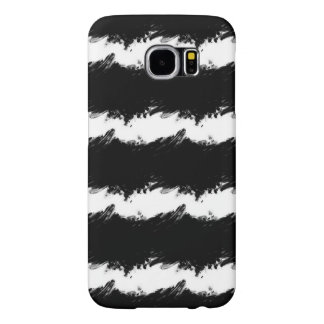 Abstract Wave Samsung Galaxy S6 Cases
