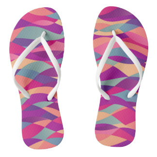 Abstract Waves Flip Flops