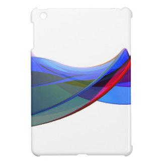 Abstract waves iPad mini case