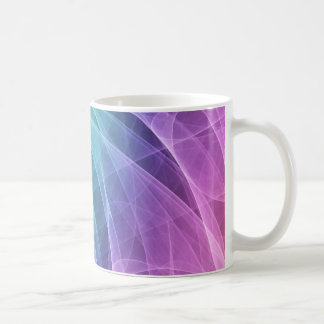 Abstract Whirlpool Diamond Coffee Mug
