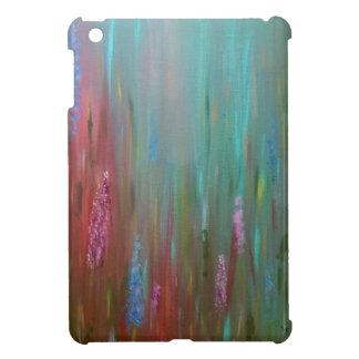 Abstract Wildflowers Case For The iPad Mini