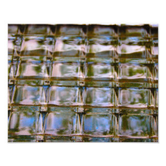 Abstract - Window Block Art Photo