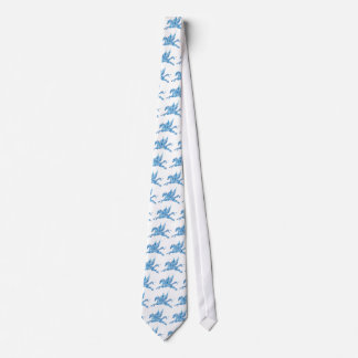 Abstract Winged Horse Tie