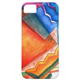 Abstract Winter Fun IPhone Case