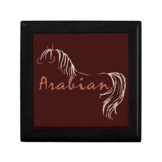 Abstract Wire Horse Art Gift Box