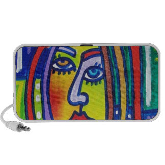 Abstract Woman fifty one Travel Speaker