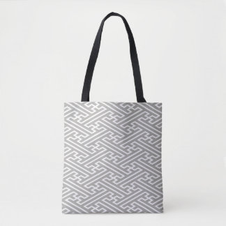 Abstract Woven Pattern | Tote Bag
