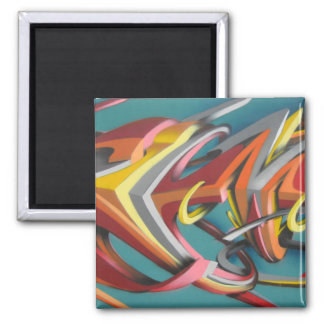 Abstract Y Magnet