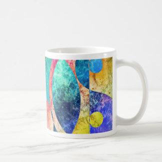 Abstract Yin Yang Nebula Coffee Mug