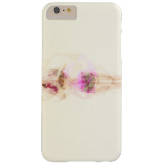 Abstract Yoga Concept Background Illustration Barely There iPhone 6 Plus Case