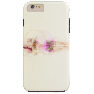Abstract Yoga Concept Background Illustration Tough iPhone 6 Plus Case
