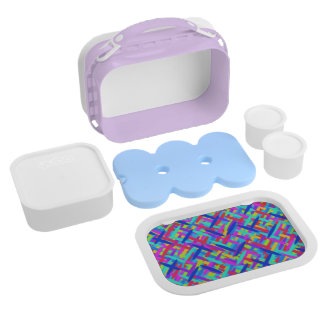 Abstract Yubo Lunch Box