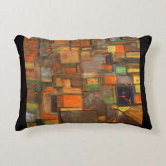 Abstractart Accent Pillow