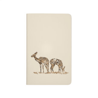 Abstracted Kudus Pocket Journal