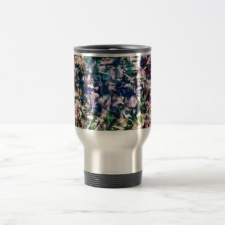 Abstraction. A look from the inside. Another world Travel Mug
