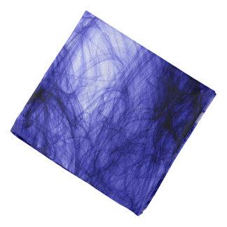Abstraction Art Blue Haze Bandana