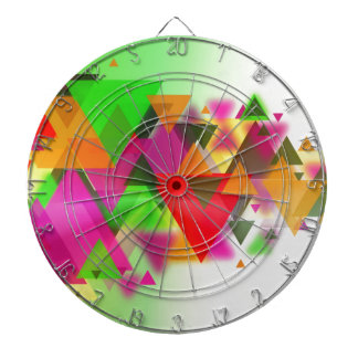 abstraction dartboard