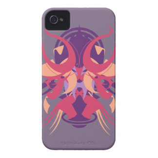 Abstraction Eight Dolos iPhone 4 Case-Mate Case