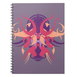 Abstraction Eight Dolos Notebooks