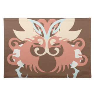 Abstraction Five Tlaloc Placemats