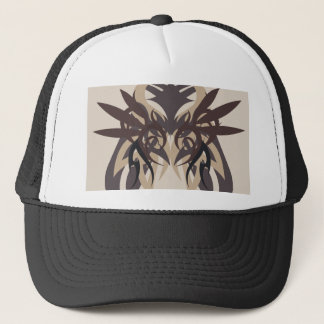 Abstraction Four Terra Trucker Hat