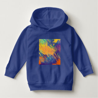 abstraction hoodie