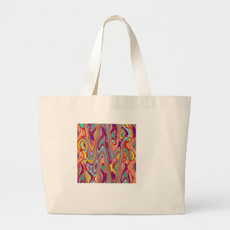 Abstraction Jumbo Tote Bag